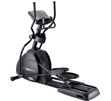 Crosstrainer Professionnel Circle Fitness E7 Ecran LED