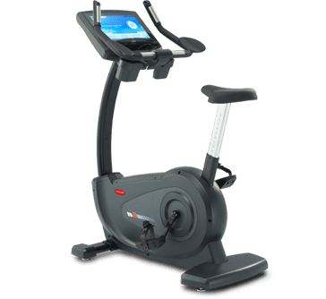 Vélo Droit Professionnel Circle Fitness B8 Ecran Entertainment Plus